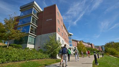 Mansfield University chosen Best Dorms