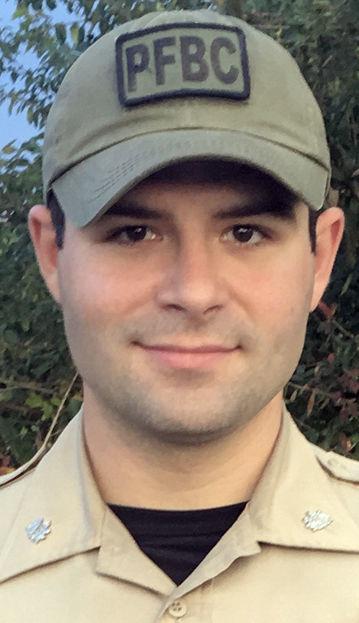 Waterways officer Chad Lauer