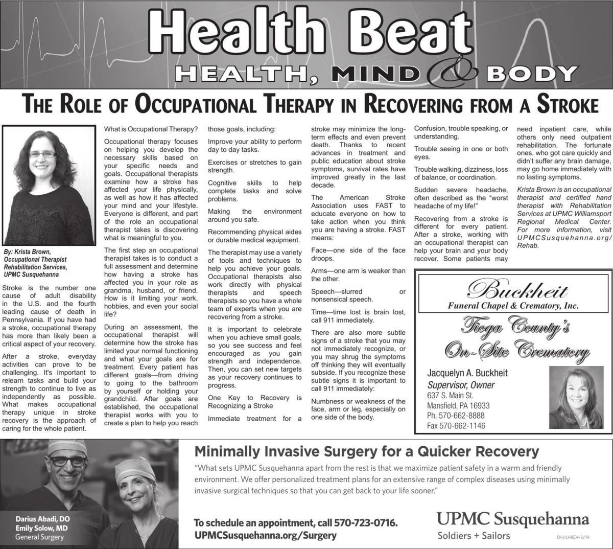 Health Page 5-30-19 pdf | Wellsboro Gazette
