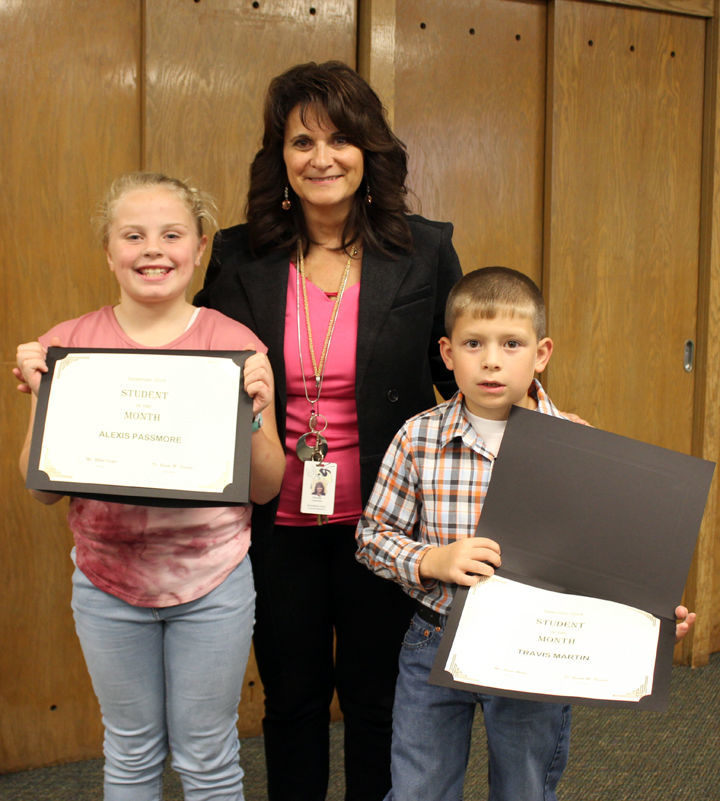 Wellsboro recognizes students for character