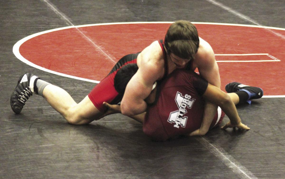 Cameron Andrews places third at regionals