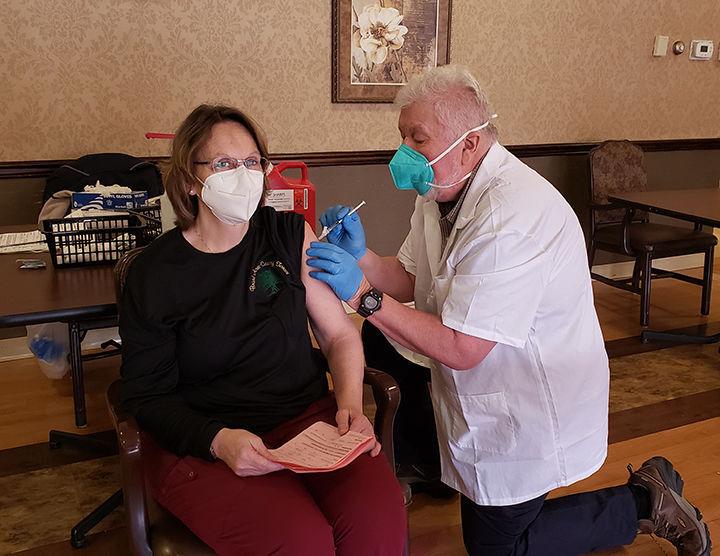 Broad Acres vaccine