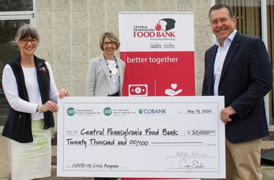 Tri-County supports food bank