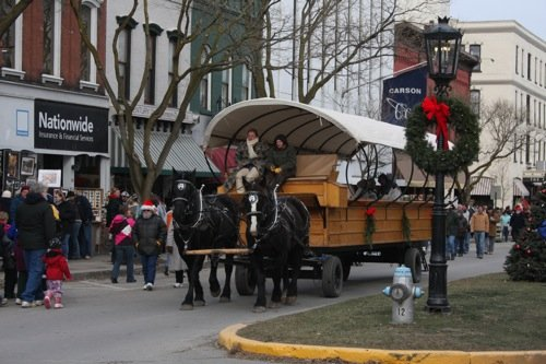 the mountain trail horse centers covered wagon tours are a standby at dickens of a christmas as seen in this 2008 file photo if they return to dickens
