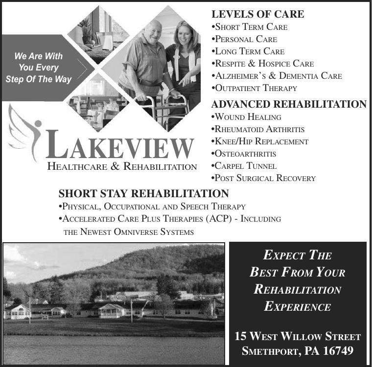 Lakeview Rehab 3x5 SS pdf | Reporter Argus | tiogapublishing com
