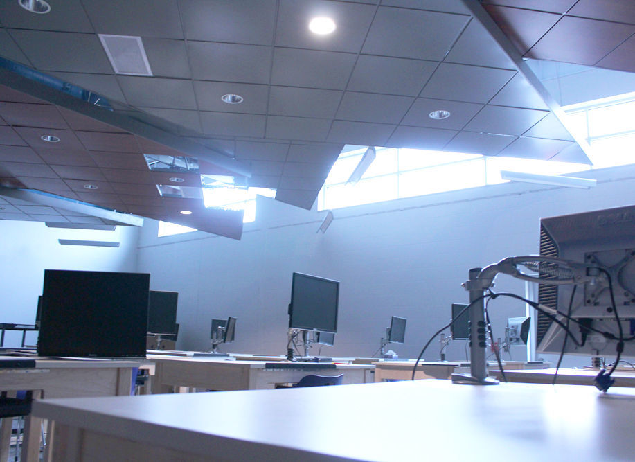 New lab space opens room for robotics