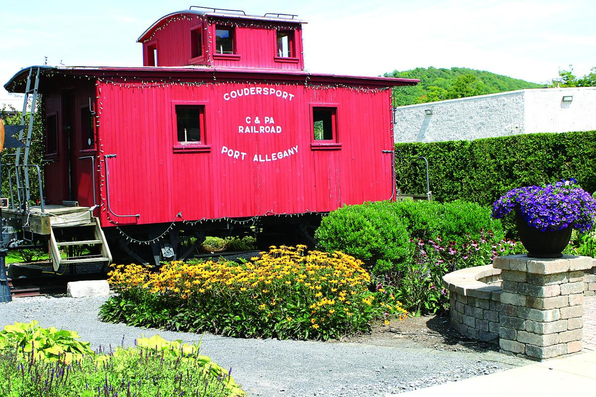 Coudy Borough halts sale of caboose in Arboretum | Local