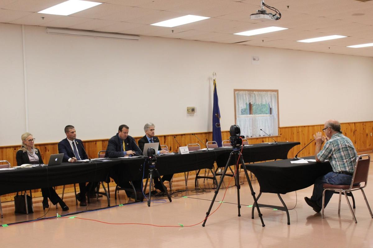 Public hearing on redistricting held in Wellsboro