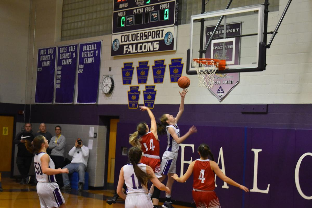 Coudersport vs. Cameron County