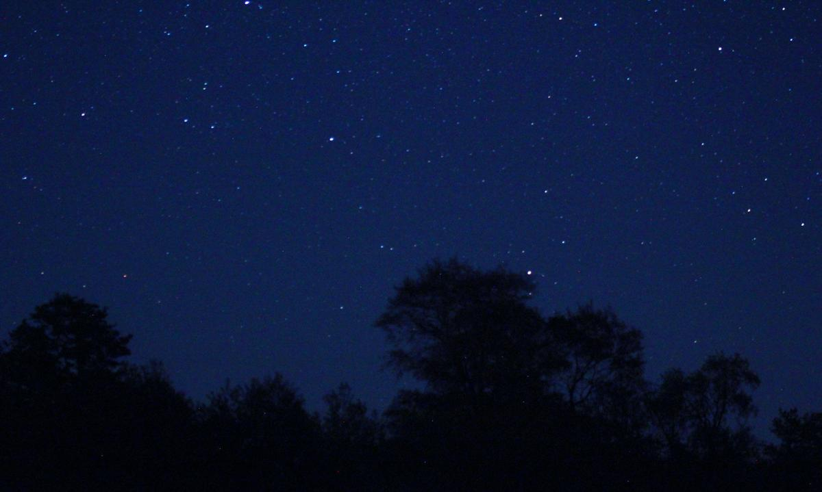 Cherry Springs offers spectacular views of the night sky