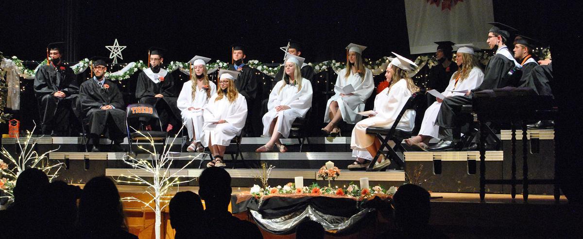 Galeton graduation 1