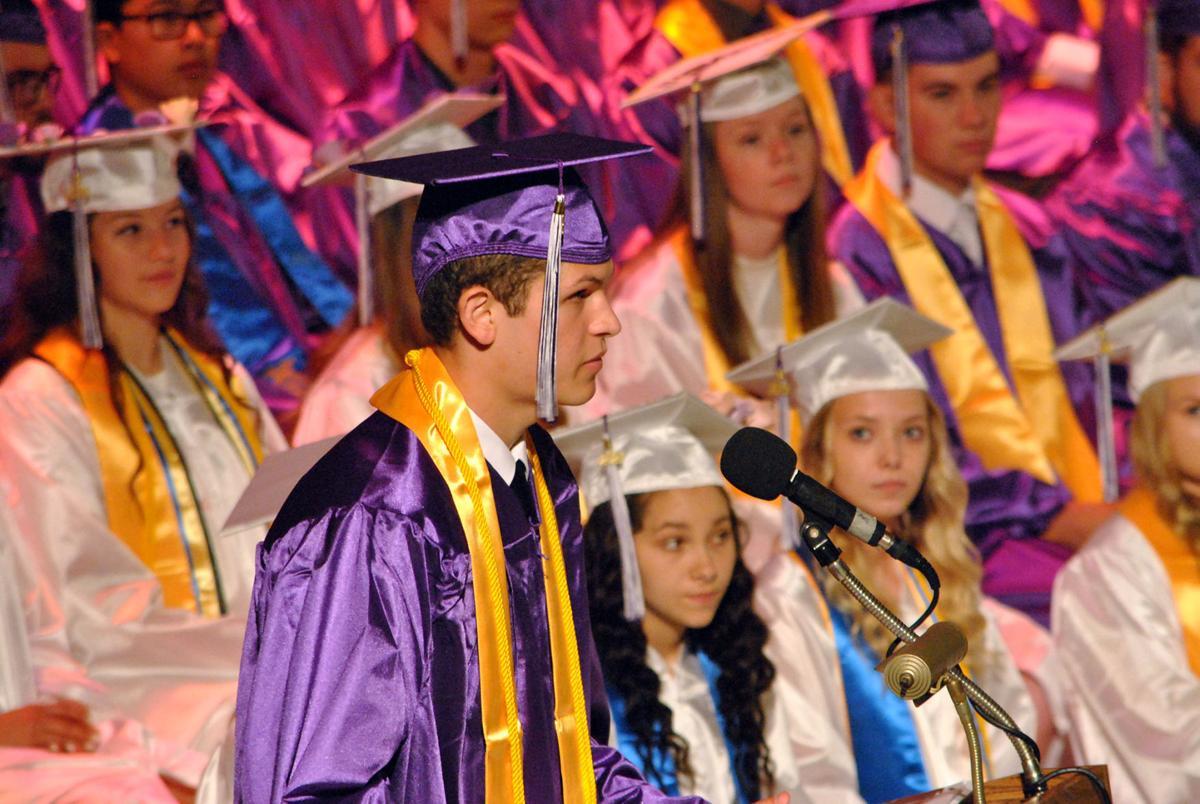 Coudy graduation 4