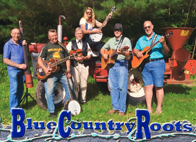 Blue Country Roots band