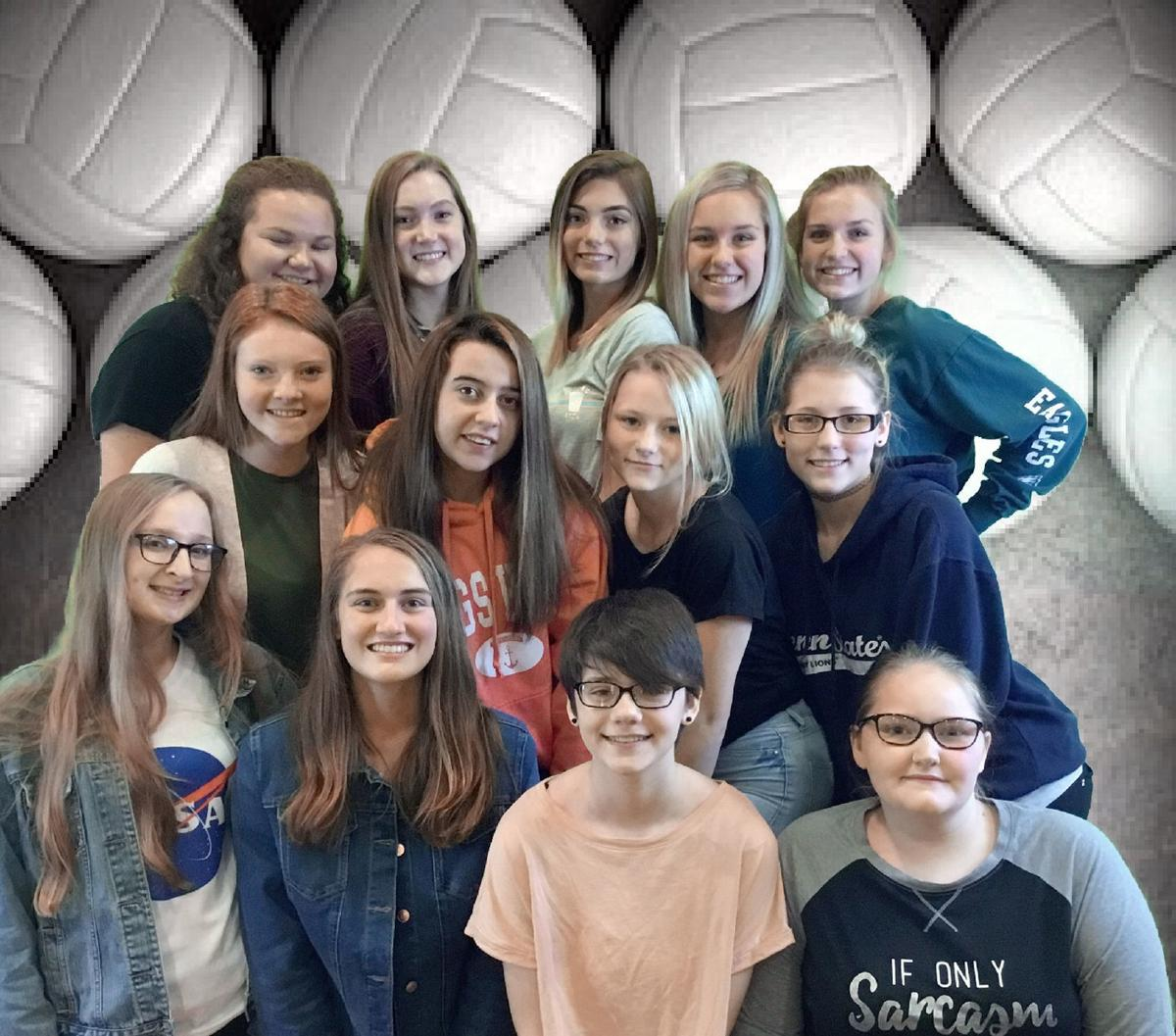 Austin Volleyball, Fall 2019