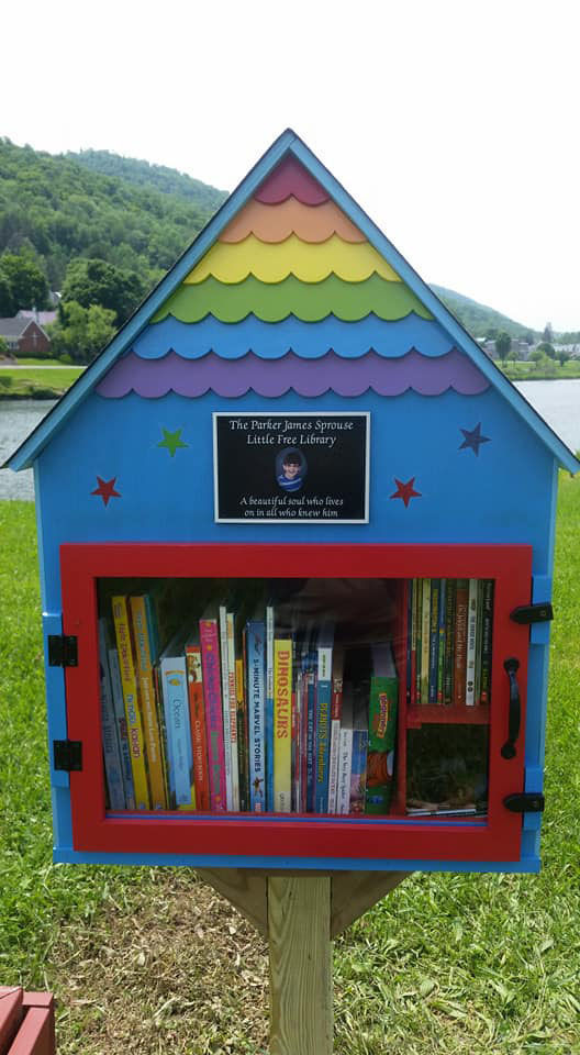 Parker Sprouse Little Free Library