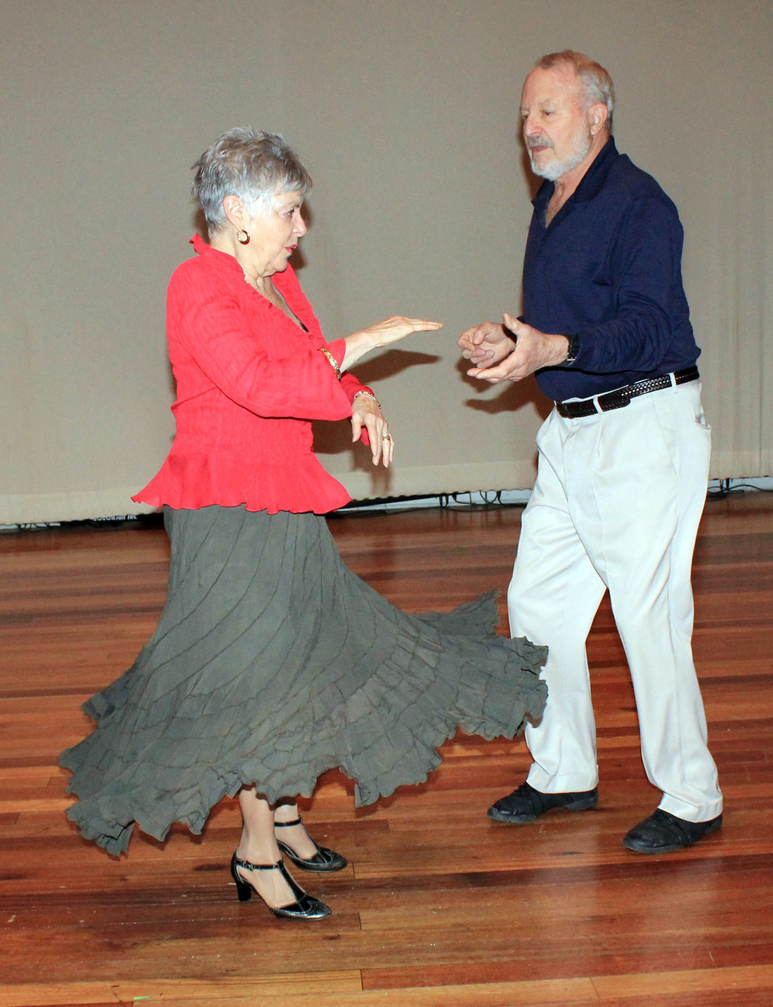 Public invited to 'Dancing for Health'