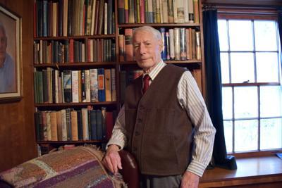 Cornerstone recipient is Dr. Robert Bair