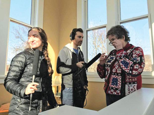 NPR pays visit to Tarbell House