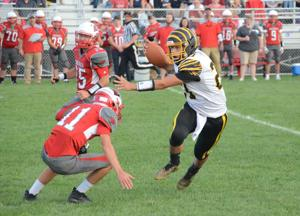 McFadden becomes Crawford County's all-time passer in Tigers' 47-0 rout of Cardinals