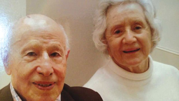 Artist who died hours apart from handbag designer wife kept in touch with hometown