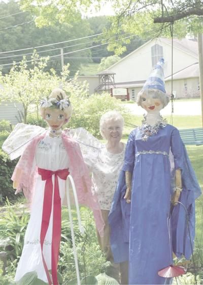 Titusville 'puppet-master' finds creativity in the uncertainty