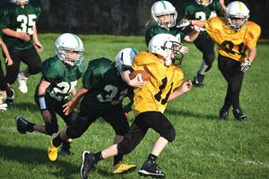 Youth Football Season Kicks Off