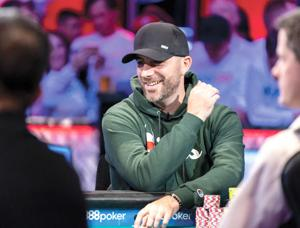 Titusville native among final five at World Series of Poker