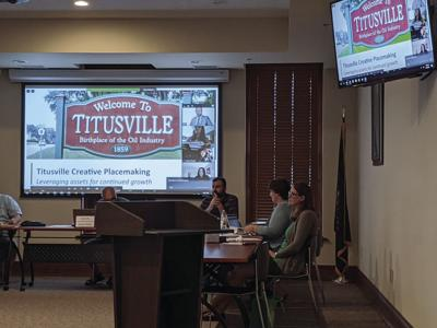 Titusville placemaking