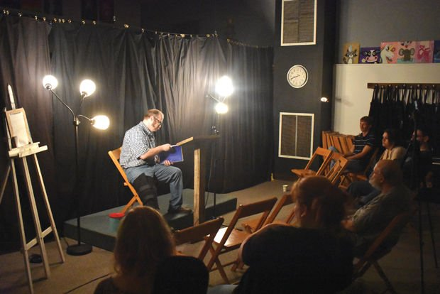 Open mic night encourages local artists