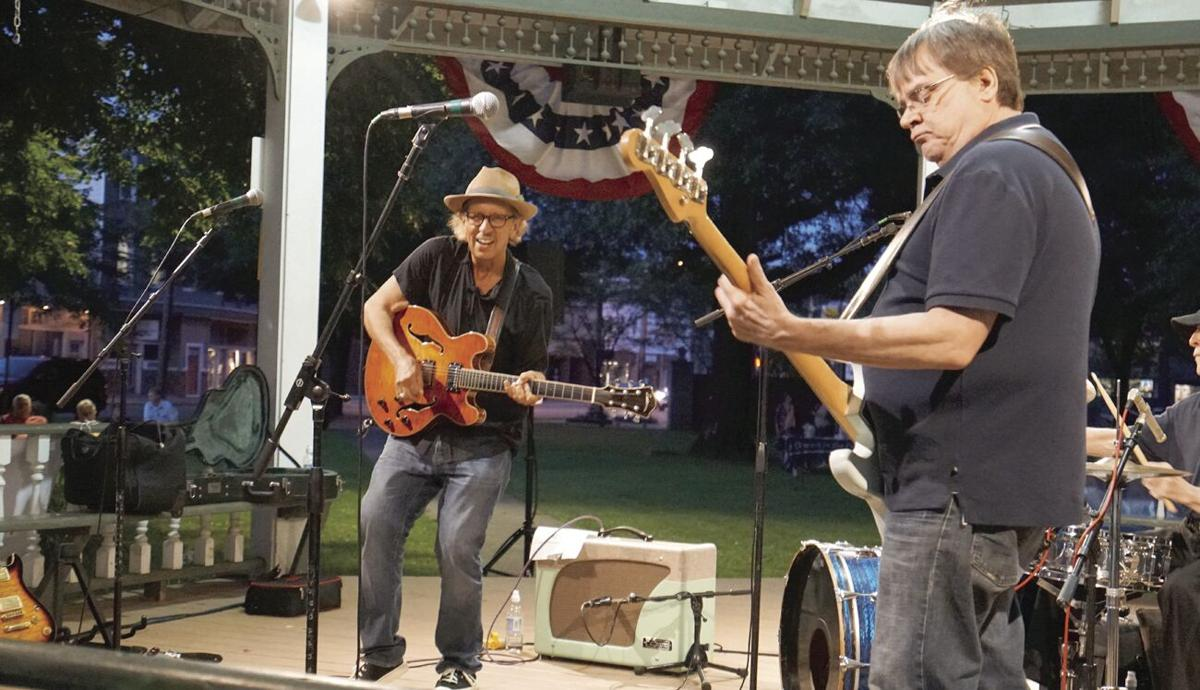 Concerts in the park winding down after successful summer