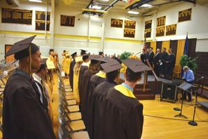 Thursday Baccalaureate focuses on keys  to success