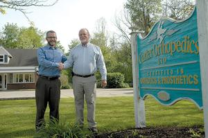 Carter Orthopedics merges with Pittsburgh firm - Titusville
