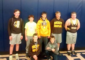 TMS wrestlers