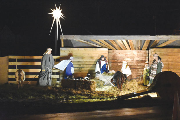 Bringing the origins  of Christmas to life