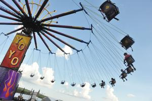 Week-long fair brings new ride times, show arena