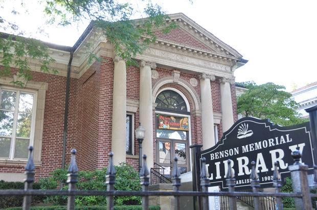 Benson Memorial Library one of 100 libraries to receive $1,000 grant