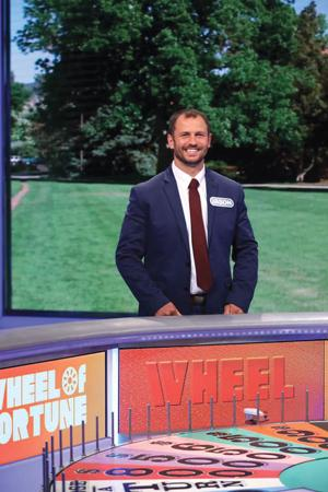 <p>Titusville native Jason Johnson will appear on an episode of the long-running game show 'Wheel of Fortune' Thursday. A veteran and school teacher, Johnson has been a fan of the show since he was a kid, though found the experience very different than he imagined.</p>
