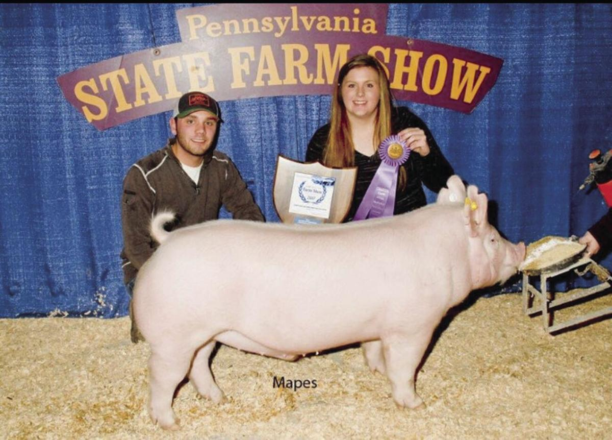 Crawford County student awarded state farm show scholarship