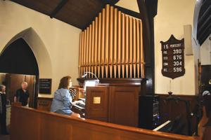 St. James to celebrate restoration of organ with concert