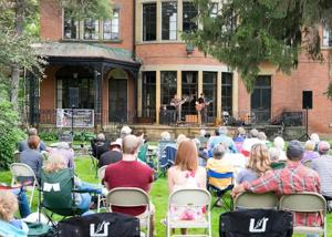 Live folk music, workshops, and dancing to fill weekend at Pitt Titusville campus