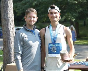 Anderson wins 12th annual Drake Well Marathon