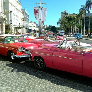 Stepping back in time to Cuba