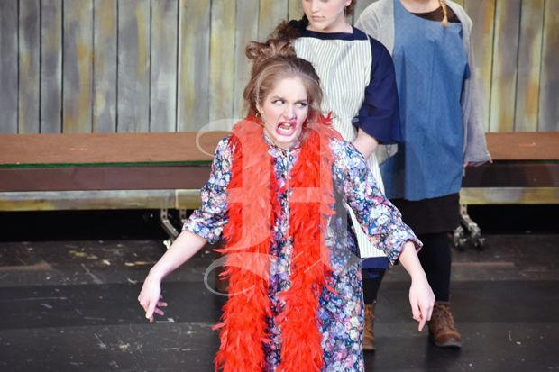 Miss Hannigan