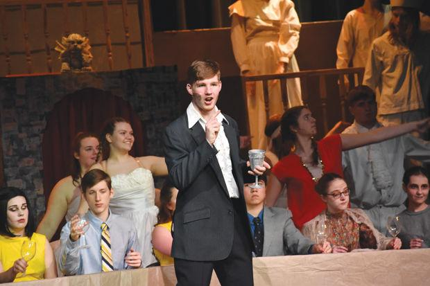 THS goes morbid with 'The Addams Family'