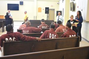 Forest State Correctional Institution prepares inmates for outside world