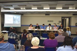 Library hosts discussion involving local panelists