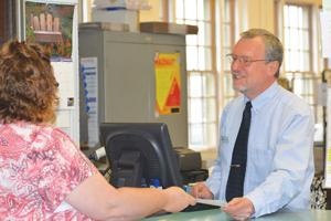Local man ends 30 years of service with retirement Friday
