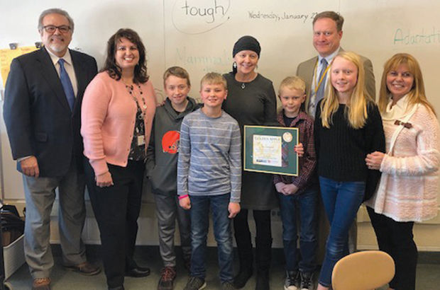 Students rally around Titusville teacher as she wins Golden Apple Award for 2nd time