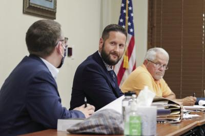 City Council Members talk over audit