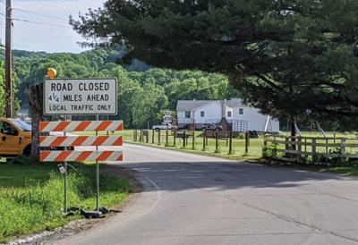 Hydetown residents voice concern over state Route 408 road closure